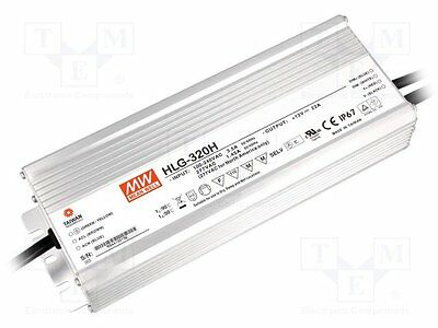 MeanWell HLG-320H-36B LED Power Supply 320W 36VDC 3.5A