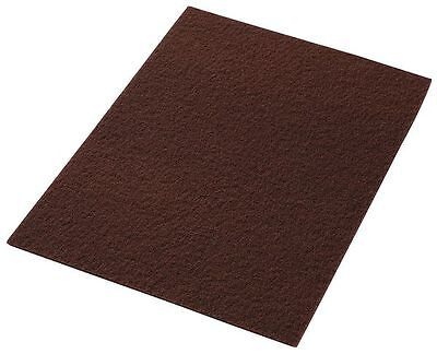 Chemical Free Stripping Pad, Maroon ,Tough Guy, 21D034