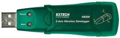 3 Axis Accelerometer Data Logger, Extech, VB300