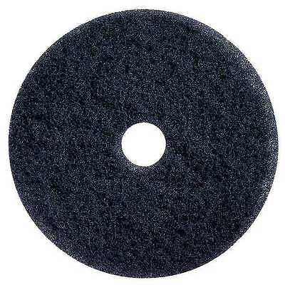 TOUGH GUY 4RY78 Stripping Pad, 17 In, Dark Blue, PK 5
