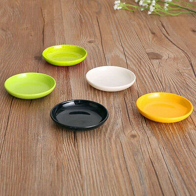 Durable Melamine Small Round Sushi Sauce Dip Spices Dish Bowl Party Dreamed