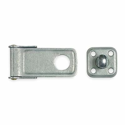 Latching Swivel Safety Hasp,4-1/2 In. L ZORO SELECT 1RBP2