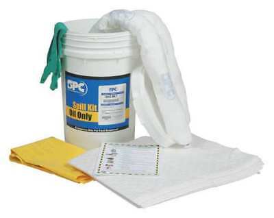 Spill Kit, Brady Spc Absorbents, SKO-BKT