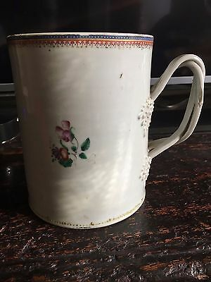antique 18th century chinese qianlong large cup