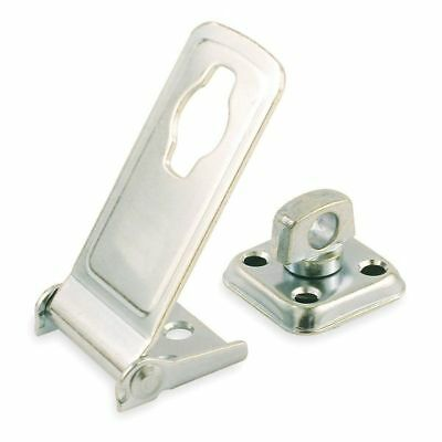 Latching Swivel Safety Hasp,6 In. L ZORO SELECT 1RBN6