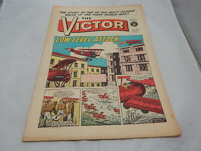 THE VICTOR COMIC No 360 ~ Jan 13th 1968 ~ Low-Level Attack