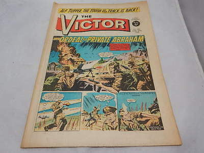 THE VICTOR COMIC No 384 ~ June 29th 1968 ~ The Ordeal Of Private Abraham
