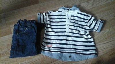 next outfit boys age 9-12 months