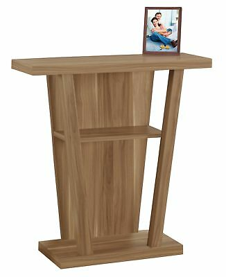 "Monarch I 2447 Accent Table - 32""L / Walnut Hall Console"