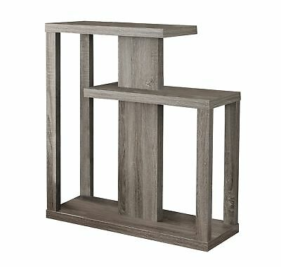 "Monarch I 2472 Accent Table - 32""L / Dark Taupe Hall Console"