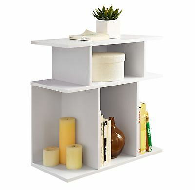 "Monarch I 2475 Accent Table - 24""H / White"