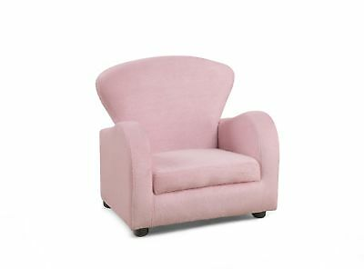 Monarch I 8142 Juvenile Chair - Fuzzy Pink Fabric