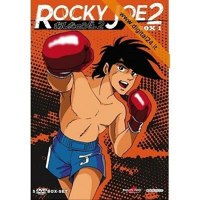 ✅Rocky Joe 2 - Stagione 02 Box 1 (5 DVD) [ITA]