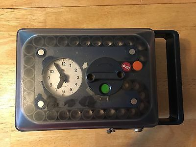 Benzing Paloma Racing Pigeon Clock Timer With 18 Paper Rolls