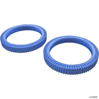 Tire, Back, The Pool Cleaner™, Tile, Blue, Quantity 2