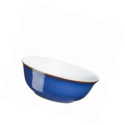 Denby Imperial Blue Soup/Cereal Bowl 16 cm - Cookware, cookery, kitchenware, kit