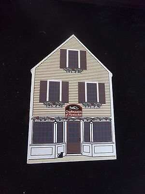 Nantucket Cat's Meow Craftmasters Shop 2000