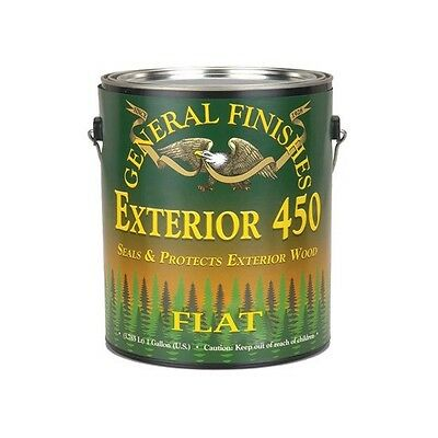 General Finishes Exterior 450 Clear Varnish (Quart or Gallon)