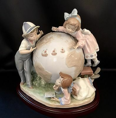 "~ Mint in Box ~ LLadro ""Voyage of Columbus"" (5847 Christmas/Holiday/Children)"