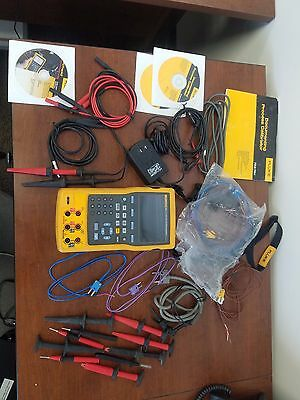 Fluke 754 Documenting Process Calibrator With Case And Accessories