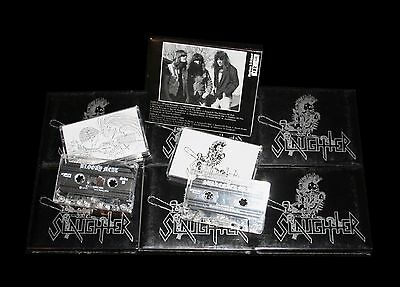 Slaughter - Demos Box, 1984-1985 (Can), Tape Box