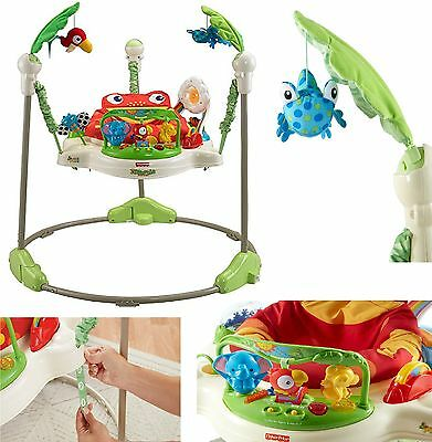 Baby Jumper Activity Bouncer Infant Walker Learning Play Seat Kids Center 1d