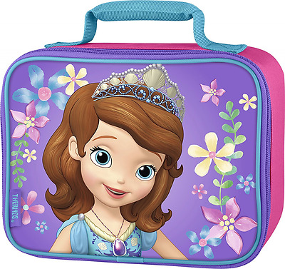 Thermos Sofia the First Soft Lunch Kit