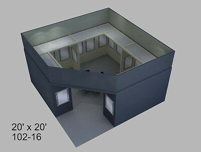 Used Tradeshow Booth 20x20
