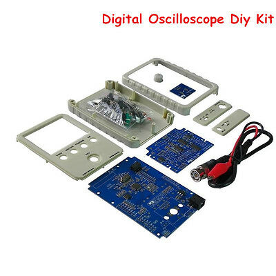 2017 DSO Shell DSO150 Digital Oscilloscope Diy Kit With a Case