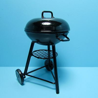 Barbecue Grill  BBQ  MA1250  miniature dollhouse outdoor 1//12 scale