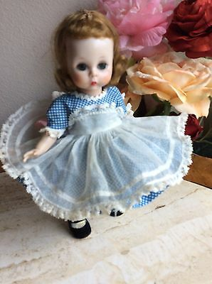 "Vintage Madame Alexander ALICE IN WONDERLAND"" 1953-1954 #365 SLW HP"