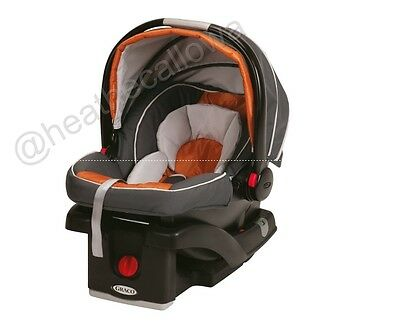 Graco SnugRide Click Connect 35 Infant Car Seat - Two Option - New, Free Ship