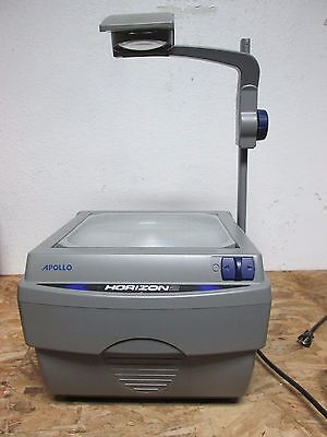 Apollo Horizon 2 Overhead Projector 16000 w/Bulb and Power Cord free shipping