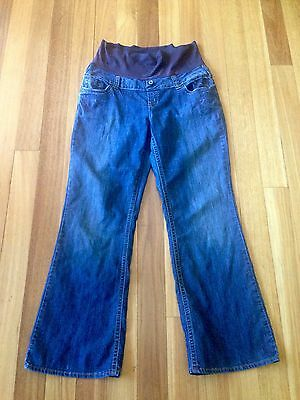 Target Maternity Jeans Size 12