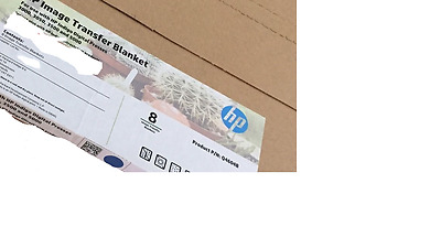 HP INDIGO IMAGE TRANSFER BLANKETS  for 3000 and 5000 press 1 box whith 8 blanket