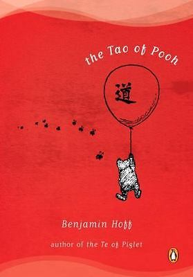 The Tao of Pooh by Benjamin Hoff Paperback Book (English)