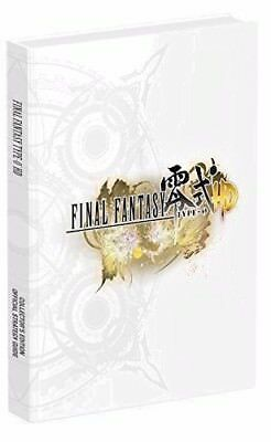 Final Fantasy Type 0-HD: Prima Official Game Guide : WH4 - HB475 - NEW BOOK