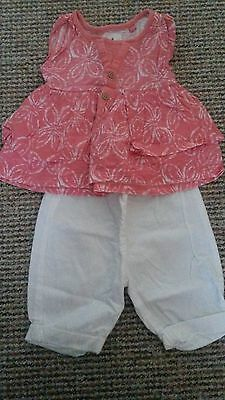 3 - 6 months girls outfit from NEXT
