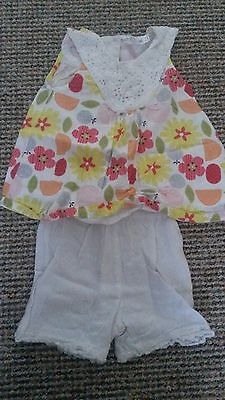 3 - 6 months girls outfit from M&Co