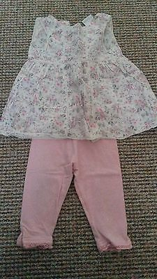 6 - 9 months girls outfit from NEXT