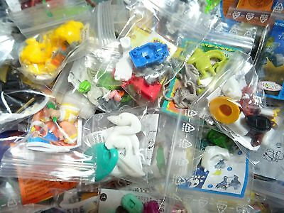 85 DIFFERENT KINDER SURPRISE TOYS  NEW unbuilt from the eggs +instruction papers