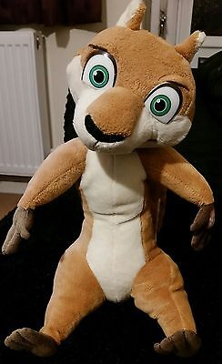 Over the Hedge Squirrel (Hammy) interactive plush