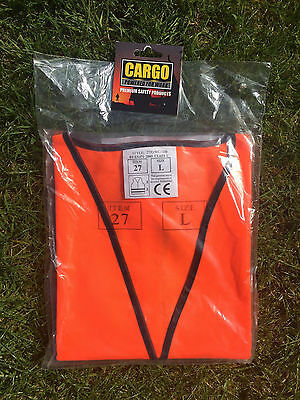 Cargo Adults High-Visibility Vest (domestic, sport or leisure use only)