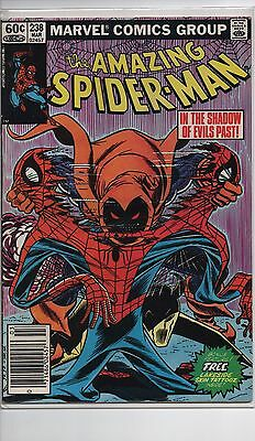 Amazing Spider-Man #238 - 1st app. of the Hobgoblin - with tattoo!