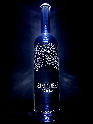 Belvedere Silver Saber Vodka 1,75 L Limited Edition