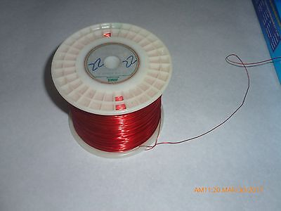 22 AWG Gauge Enameled Copper Magnet Wire 5.0bs  Free shipping