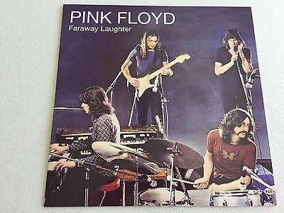 Pink Floyd - Faraway Laughter - Rare Vinyl Lp, Studio Outtakes & Demos, Rock