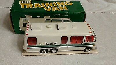 Hess Toy Training Van, Never Used In Original Box, 1978-1980