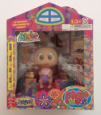 Dc Mexican Toy Doll 100% Original Distroller Neonato Ksi-Merito Atole Sealed Box