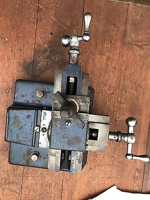 Compound Tool Holder Carriage Apron Slide  Sears Atlas Delta Ect. Metal Lathe